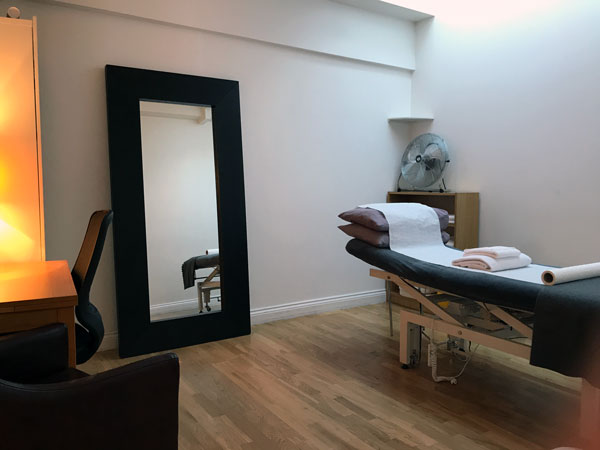Belgravia Treatment room 5