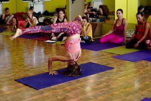 UpSideDown Yoga Workshop. Inversions @ Light Centre Monument   England   United Kingdom
