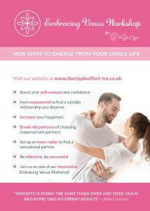 Embracing Venus Workshop @ Light Centre Moorgate | England | United Kingdom