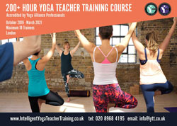 Intelligent Yoga Teacher Training Course @ Light Centre Belgravia | England | United Kingdom