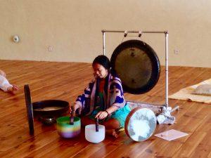 Sound Journey with Tachyon Soulprint with San Lau @ Light Centre Belgravia | England | United Kingdom