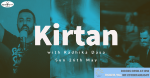Kirtan with Radhika Dasa @ Light Centre Belgravia | England | United Kingdom