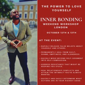 The Power To Love Yourself - Inner Bonding @ Light centre Moorgate | England | United Kingdom