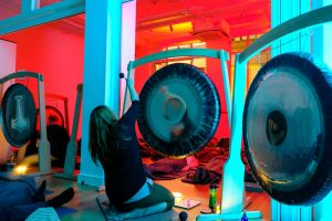 DEEP GONG with Babacool.yoga @ Light Centre Monument | England | United Kingdom