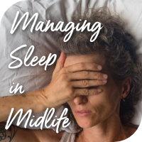 ONLINE - Managing Sleep in Midlife @ Light Centre ONLINE via Zoom