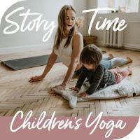 ONLINE - Storytime Children's Yoga with Christina West @ Light Centre ONLINE via Zoom
