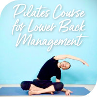 ONLINE - 5 week Pilates Course for Lower Back Management with Michael Musch @ Light Centre ONLINE via Zoom